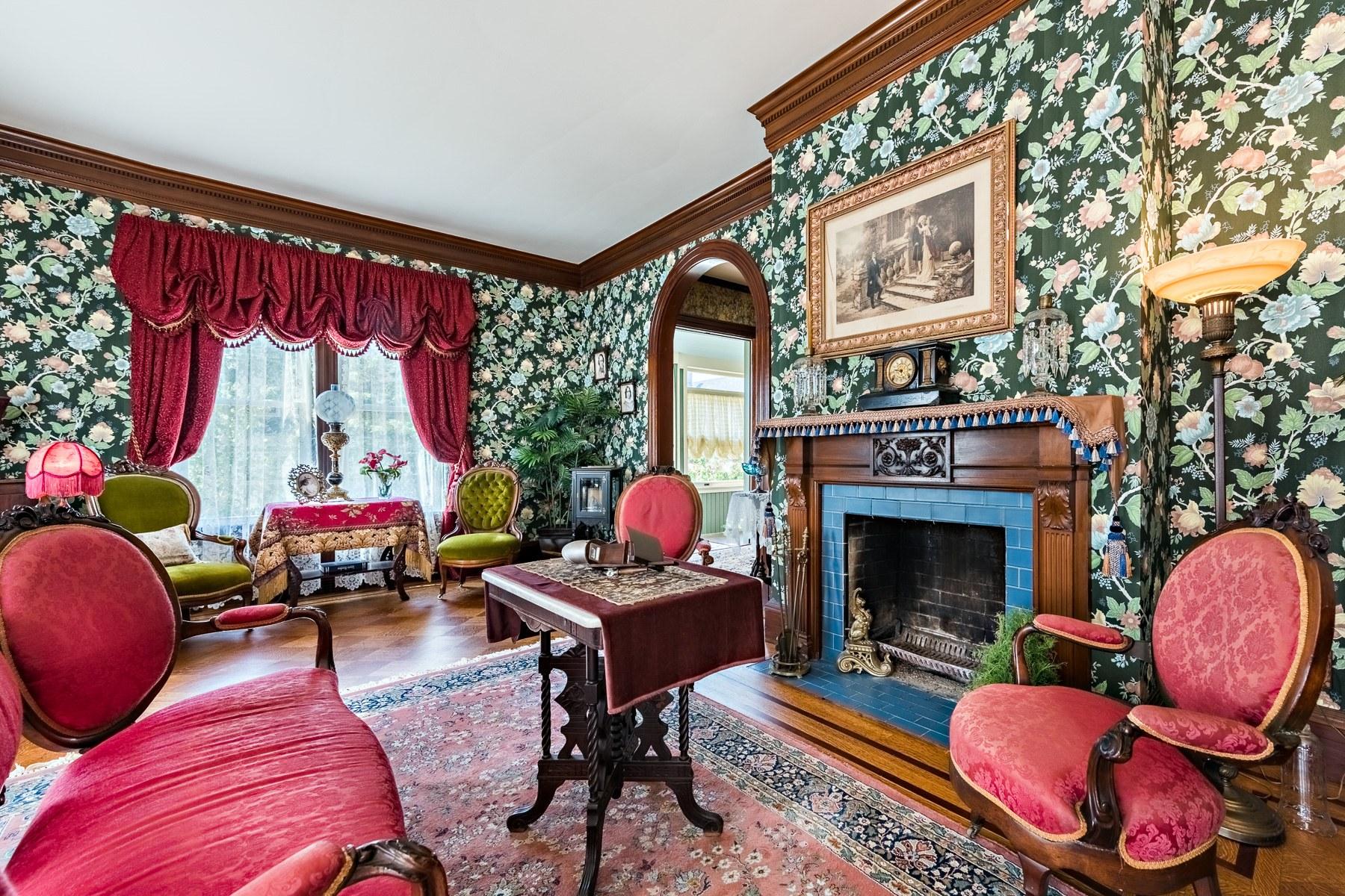 Lizzie Borden's Maplecroft